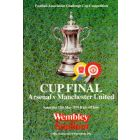 1979 FA Cup Final Programme