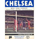 Chelsea v New York Cosmos official programme 26/09/1978