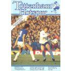 Tottenham Hotspur v Norwich City official programme 26/02/1983 Football League