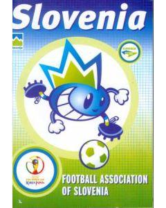 2002 World Cup Solvenia Media Guide