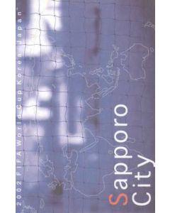 2002 World Cup VIP Sapporo City/Stadium Brochure