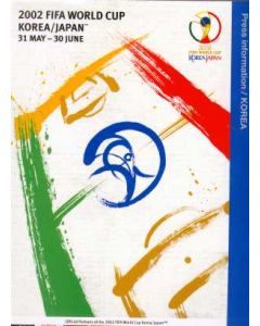 2002 Official World Cup Press Pack