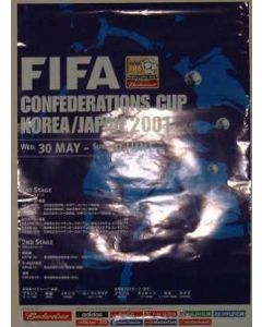 2001 Japanese Confederation Cup Poster