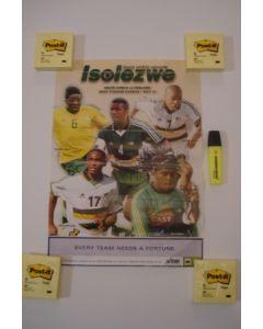 2003 South Africa v England Poster
