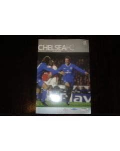 2004-2005 Chelsea Official Year Book