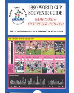 1990 World Cup Guide