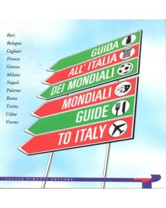 1990 World Cup Guide of all Italian host cities