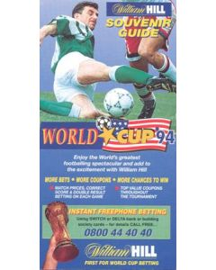 1994 World Cup in the USA fixtures