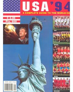 1994 World Cup - Complete Guide To The World Cup