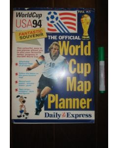 1994 World Cup The Official Map Planner