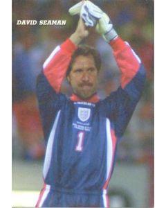 1998 World Cup in France David Seaman postcard