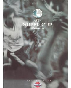 1998 Super Cup VIP Welcome Pack