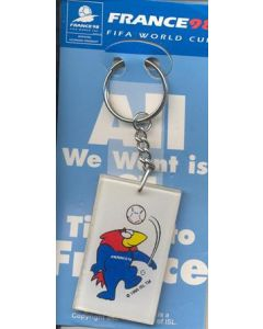 1998 World Cup in France key holder