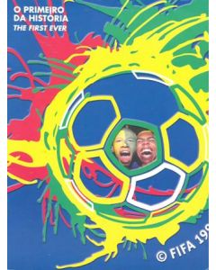 2000 FIFA Club World Cup Official VIP Programme