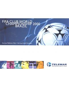 2000 Club World Cup Telemar Guide for Journalists