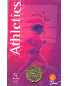 2000 Olympics in Sydney medal Athletics