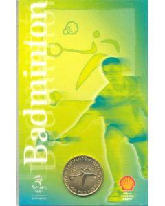 2000 Olympics in Sydney medal Badminton