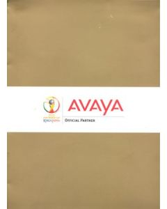2002 World Cup Avaya - Official Partner - press pack