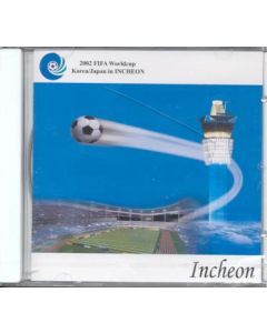 2002 World Cup Korean Incheon CD, reduced price
