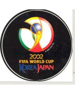 2002 World Cup sticker
