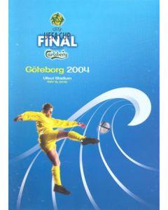 2004 UEFA Cup Final Press Pack Valencia v Olympique de Marseille