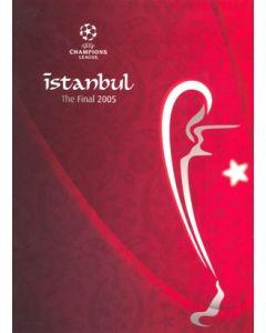 2005 Champions League Final Press Pack
