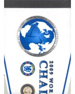 2009 World Football Challenge Cowboys Stadium, Texas, USA pennant