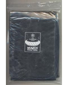 2012 Champions League Final Chelsea v Bayern Munich 19/05/2012 rain protector