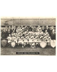 Accels And Pollocks FC Photocard