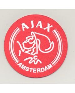 Ajax embroidered badge