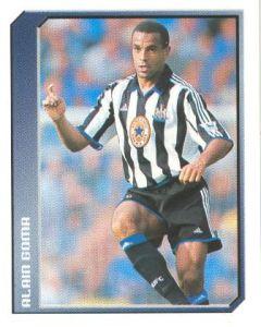 Alain Goma Premier League 2000 sticker