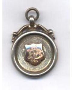 Alsager Six-A-Side Knockout Competition 06/05/1937 medal