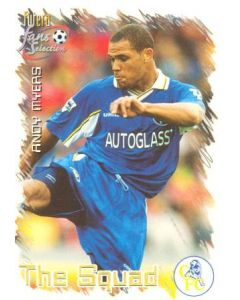 Andy Myers Chelsea card 1999