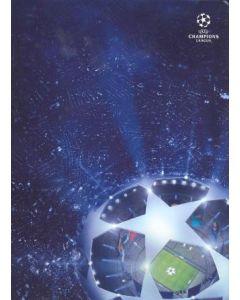 Arsenal v Alkmaar press pack 04/11/2009 Champions League