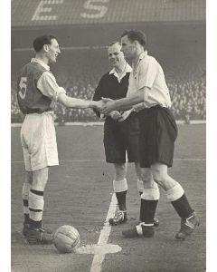 Arsenal v Portsmouth 14/09/1935 photograph