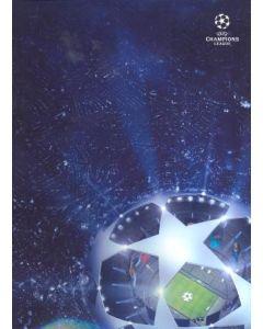 Arsenal v Standard de Liege press pack 24/11/2009 Champions League
