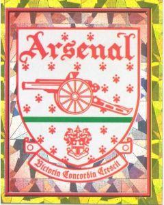 Arsenal Premier League 2000 sticker