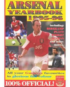 Arsenal Yearbook 1995-1996