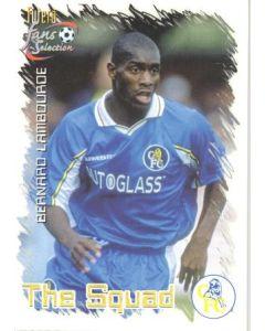 Bernard Lambourde Chelsea card 1999