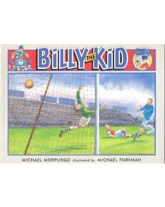 Billy The Kid book by Michael Morpurgo, illustrated by Michael Foreman 2000