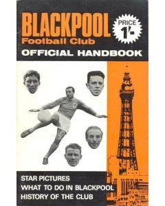 Blackpool Handbook 1968-69