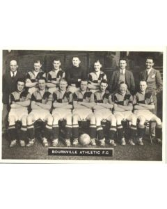 Bournville Athletic FC Photocard