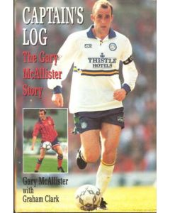 Captain's Log - The Gary McAllister Story book of 1995