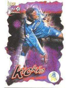 Celestine Babayaro Chelsea 1999 Card