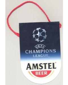 Champions League Amstel Beer souvenir