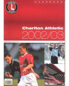 Charlton Athletic Official Handbook 2002-2003