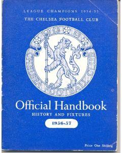 1956-1957 Chelsea Official Handbook
