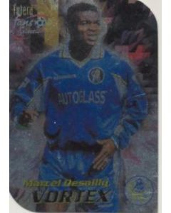 Chelsea Marcel Desailly card 1999