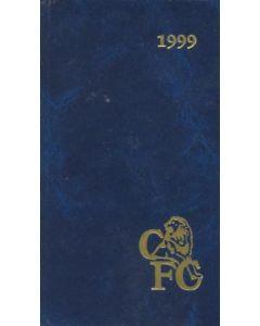 Chelsea small pocket diary 1999