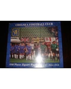 Chelsea 550 Piece Jigsaw Puzzle